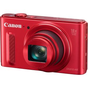CANON Powershot SX 610 HS Red