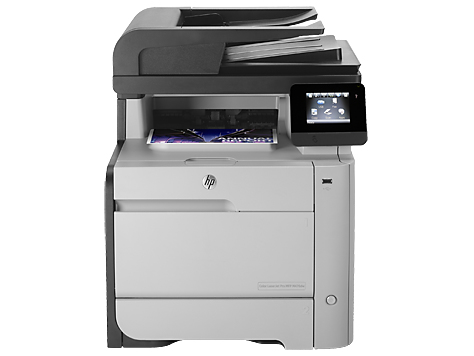 HP LaserJet Color Pro MFP M476dw 21 ppm Wifi