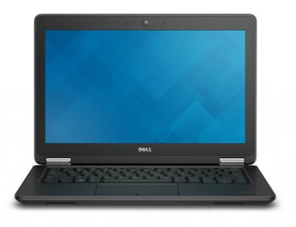 "DELL LATITUDE E7270 I7-6600U 12.5"" 8GB 256GB SSD WIN 7 PRO"