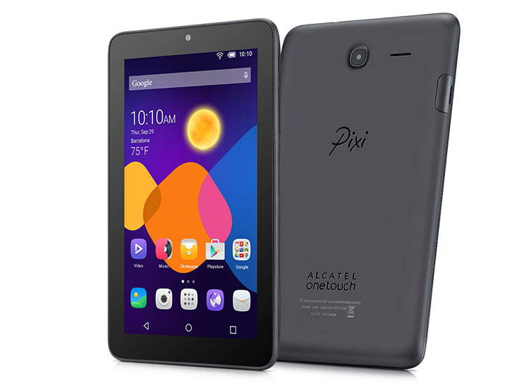 Alcatel Tablet Pixi 3 8056 Black