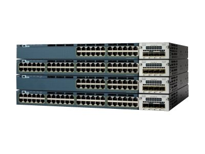 CISCO WS-C3560X-24T-S 24 x 10/100/1000 - rack-mountable