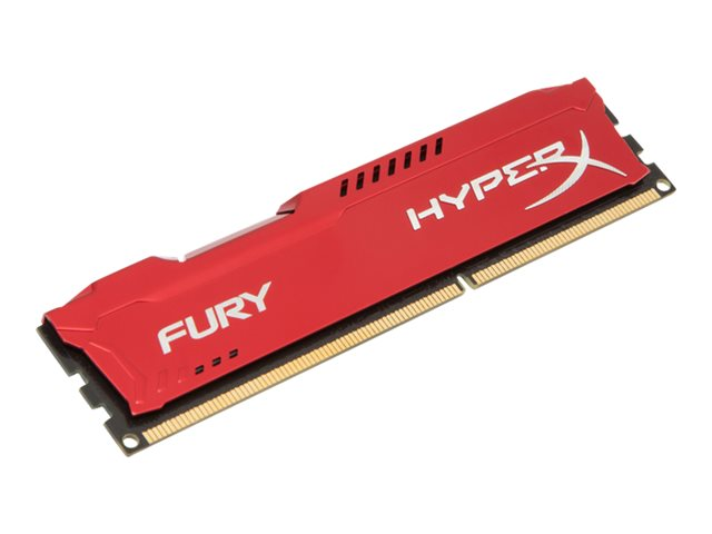 KINGSTON HX318C10FR/4 4GB 1866MHz DDR3 CL10 DIMM HyperX FURY Red Series