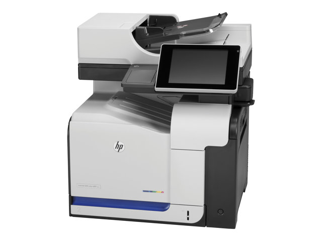 HP LaserJet Enterprise 500 color M575f - 31 ppm duplex ePr