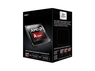 AMD A10-7700K 3.8GHz 4MB FM2+ 95W Black Edition