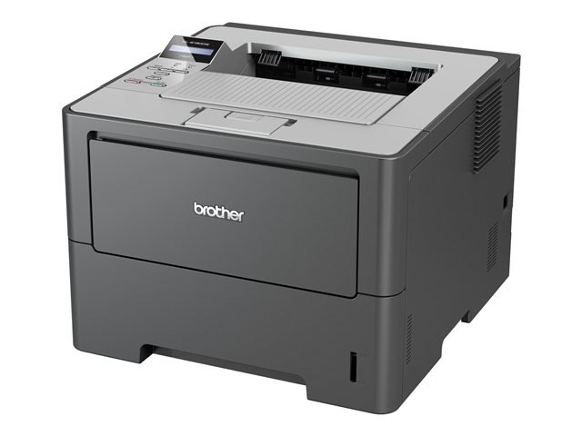 Brother HL-6180DW - Printer - B/W - duplex - laser
