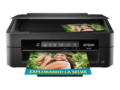 Epson Stylus XP-211 PPM 26N/13Co USB Wireless