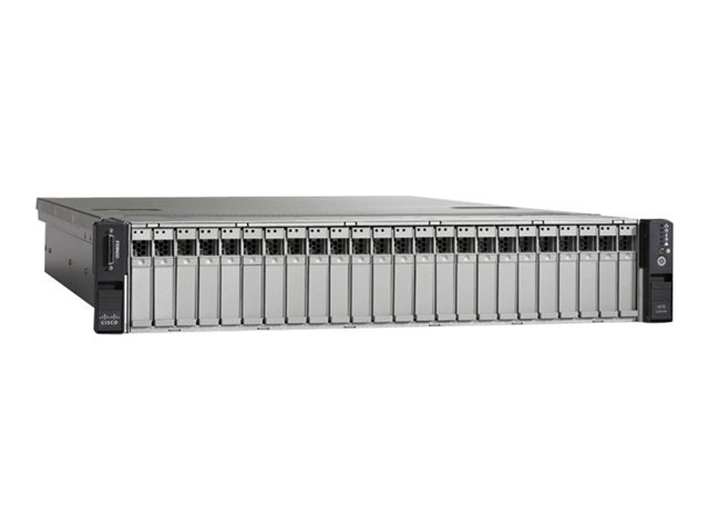 CISCO UCS-SPV-C240-V UCS C240 M3 High-Density Rack-Mount Serve