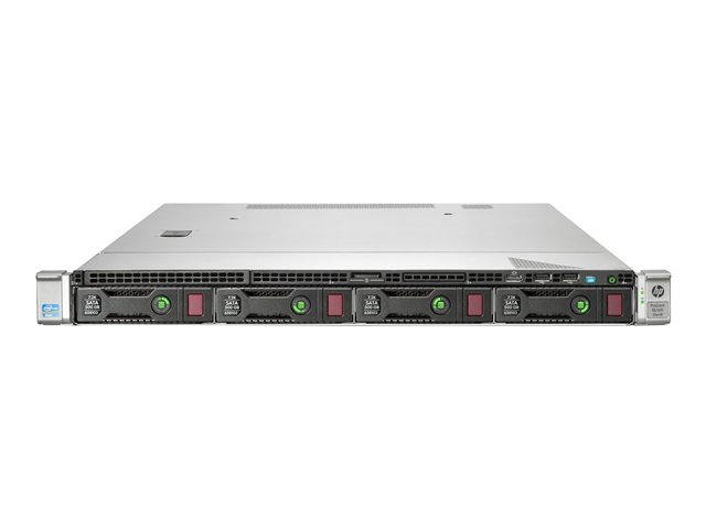 HP ProLiant DL360p Gen8 E5-2630v2 1P 16GB-R P420i/1GB FBWC 4