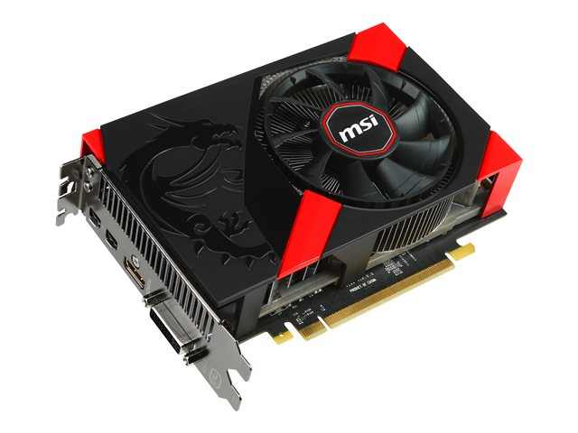 MSI GTX760 ITX 2GB DDR5 256BITS SLIx3 HDMI/DVI/2Mini-DP