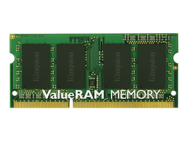 KINGSTON KVR13S9S6/2 2GB 1333MHz DDR3 Non-ECC CL9 SODIMM SR X16