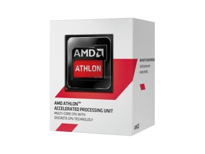 AMD ATHLON 5150 (1.60GHz) 2MB AM1 RADEON R3 SERIES 25W