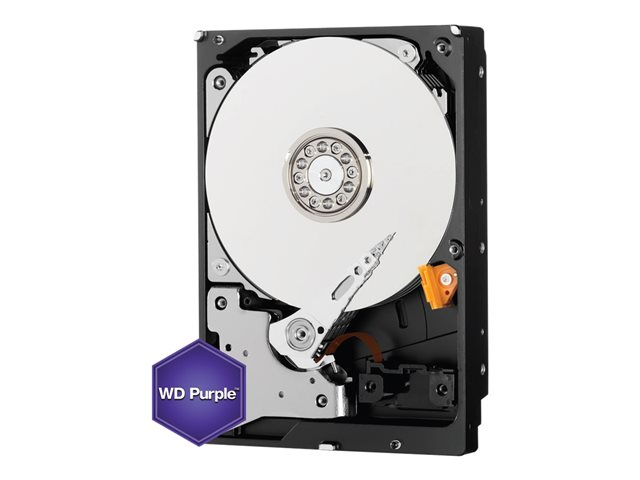 WD WD10PURX Purple 1TB Surveillance 64mb IntelliPower