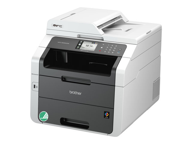 Brother MFC-9330CDW MFC LASER COLOR 23PPM DUP/RED/WIFI/ADF