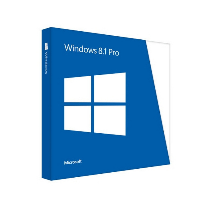 MS CAJA FULL WINDOWS 8.1 PRO ESP DVD 32/64BIT