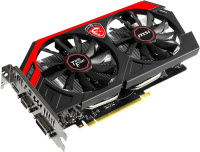 MSI GTX750 N750 TF 2GD5/OC 2GB DDR5 DVI/HDMI/VGA