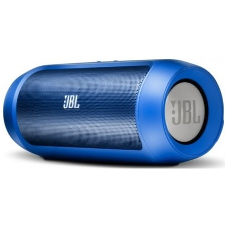 JBL - Charge Portable Indoor/Outdoor Bluetooth Speaker - Blue