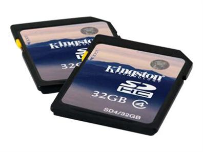 Kingston 32GB SD SD4/32GB