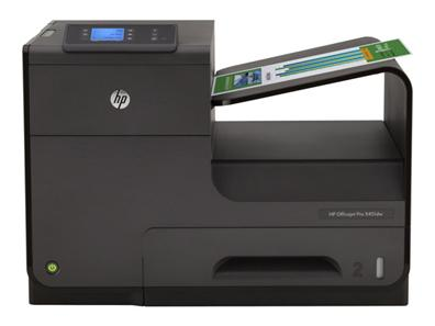 HP Officejet Pro X451dw Printer ePrint Wireless